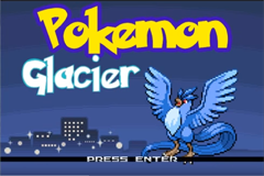 Pokemon Glacier GBA ROM Hacks