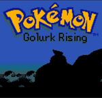 Pokemon Golurk Rising