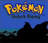 Pokemon Golurk Rising RMXP Hacks