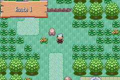 Pokemon Heat of Fate GBA ROM Hacks