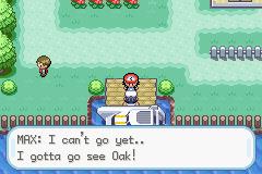 Pokemon Hero's Path Screenshot