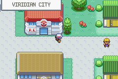 Pokemon Iridescent GBA ROM Hacks