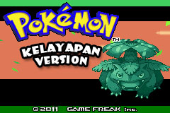 Pokemon Kelayapan GBA ROM Hacks