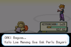 Pokemon Kelayapan Screenshot