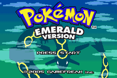 Pokemon LightRed GBA ROM Hacks