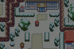 Pokemon Lorrah Screenshot