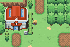 Pokemon Lunar Screenshot