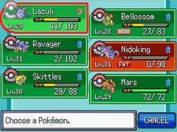 Pokemon Marigold Screenshot