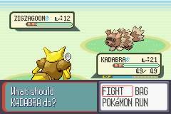Pokemon New Ruby Screenshot