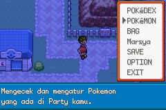 Pokemon Nusantara GBA ROM Hacks