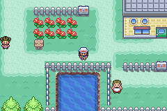 Pokemon Orange Adventures Screenshot