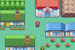 Pokemon Orange Generation GBA ROM Hacks