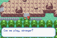 Pokemon Pewter White / Obsidian Black Screenshot