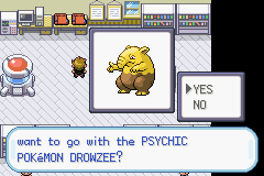 Pokemon Psychic Adventures GBA ROM Hacks