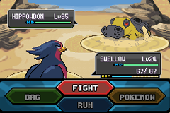 Pokemon Raptor EX Screenshot