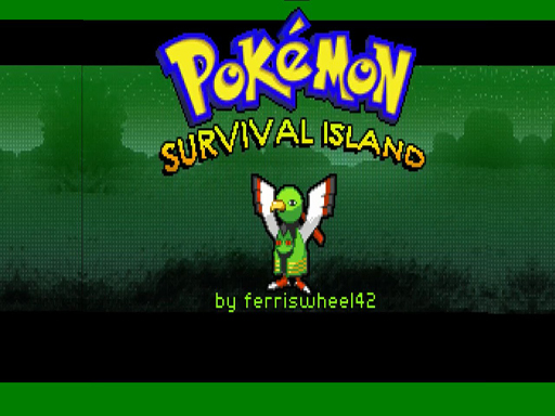 Pokemon Survival Island RMXP Hacks