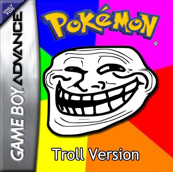 Pokemon Troll Screenshot