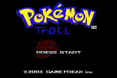 Pokemon Troll Screenshot