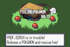 Pokemon Troll GBA ROM Hacks