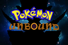 Pokemon Unbound GBA ROM Hacks