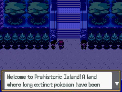 Pokemon Wack (Elite Four) Screenshot