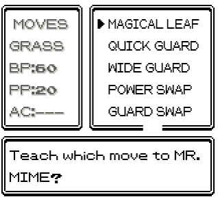 Pokemon Wisteria RMXP Hacks