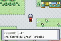 Pokemon Yellow Advance GBA ROM Hacks