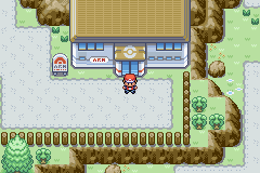 Pokemon Yellow Advance Screenshot