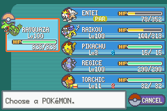 Pokemon Flora Flame GBA ROM Hacks