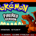 Pokemon Blazing Red