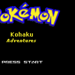 Pokemon Kohaku Adventures
