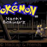 Pokemon Nachtschwarz