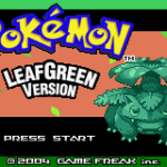 Pokemon Sea Green Advance