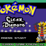 Pokemon Clear Diamond