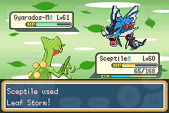 Pokemon Cloud White 2 Screenshot