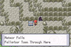 Pokemon Cloud White 3 Screenshot