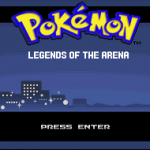 Pokemon: Legends of the Arena