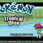 Pokemon TropicalBlue