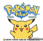 Pokemon Shock Yellow