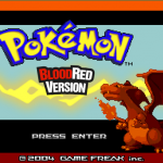 Pokecurse: BloodRed Version