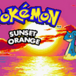 Pokemon Sunset Orange