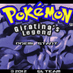 Pokemon Giratina's Legend