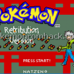 Pokemon Retribution Version