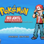 Pokemon Red Johto Adventures