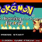 Pokemon Burning FireRed