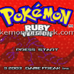 Pokemon Burning Ruby Advanced
