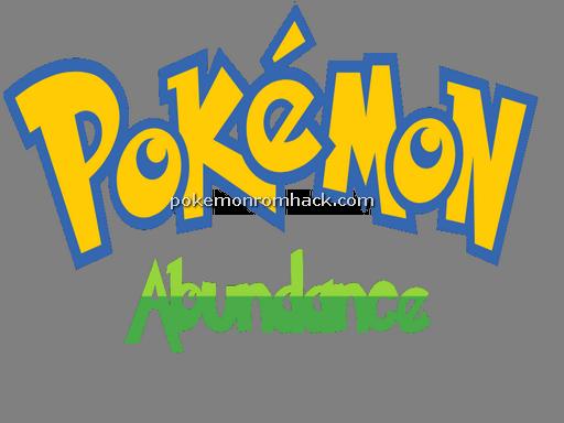 Pokemon Abundance RMXP Hacks