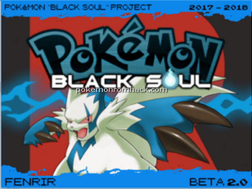 Pokemon Black Soul RMXP Hacks