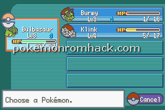 Pokemon Blast Burn GBA ROM Hacks