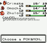 Pokemon Cathode Version GBC ROM Hacks